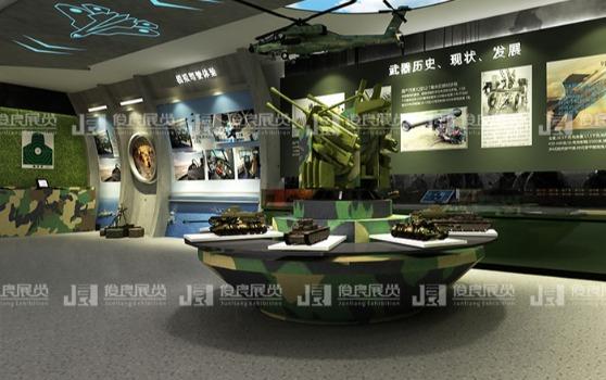 军事教育展厅