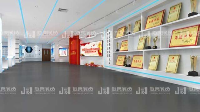 南宁展厅设计公司怎样的展厅装修更吸引人!