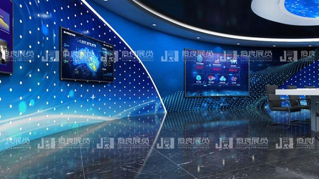 沉浸式互动影院在数字多媒体展厅中的应用