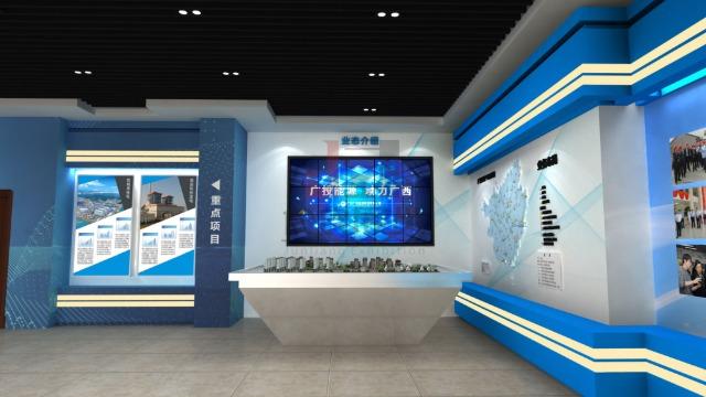 展厅设计公司是如何做好智慧展厅设计方案的?