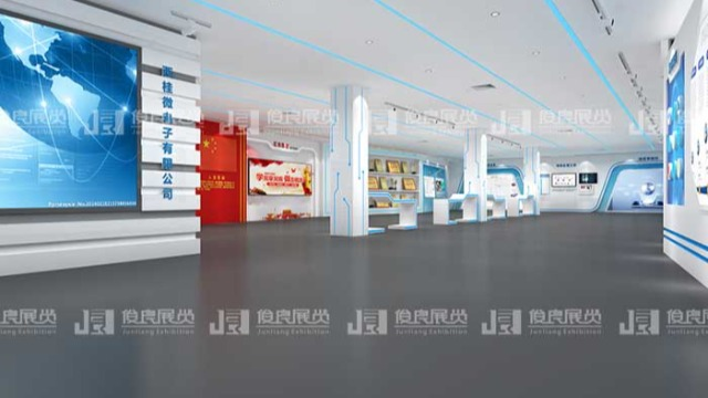 靠谱的科技展厅设计公司我们该如何选择?