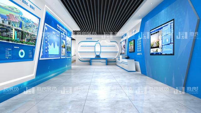 科技展厅设计中的科技感是怎么设计出来的?