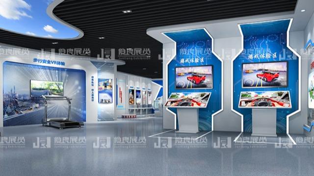 数字多媒体展厅设计需要考虑哪些方面