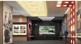 VR虚拟展厅设计