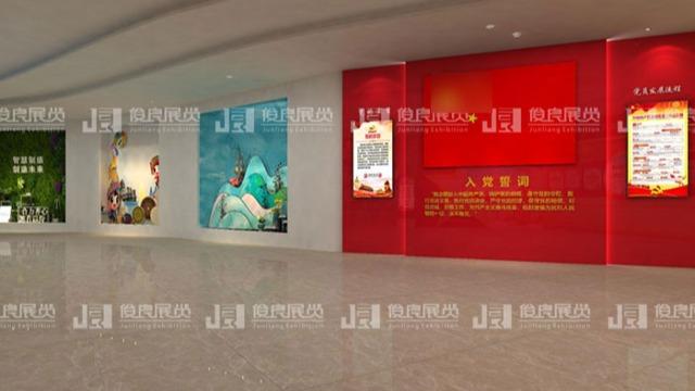 红色文化展厅必须留意的三个关键点