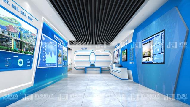 数字多媒体展厅该如何进行布局规划?