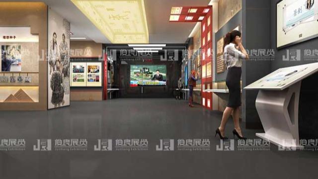 VR党建展厅设计理念有哪些?