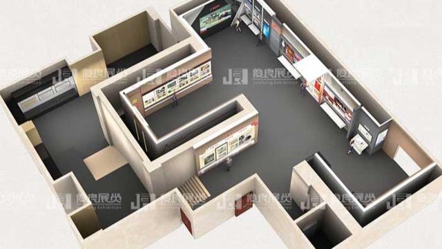 虚拟展厅设计让你的客户可以身临其境的感受我们的企业实力