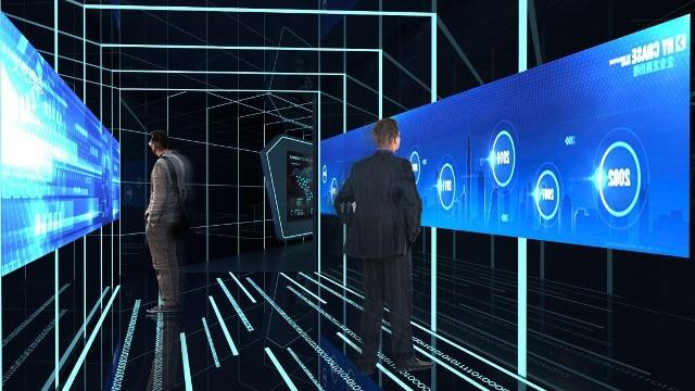 智慧展厅设计参观路线设计有哪些形式
