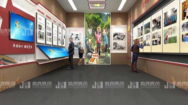 虚拟展厅设计专注树立企业品牌形象