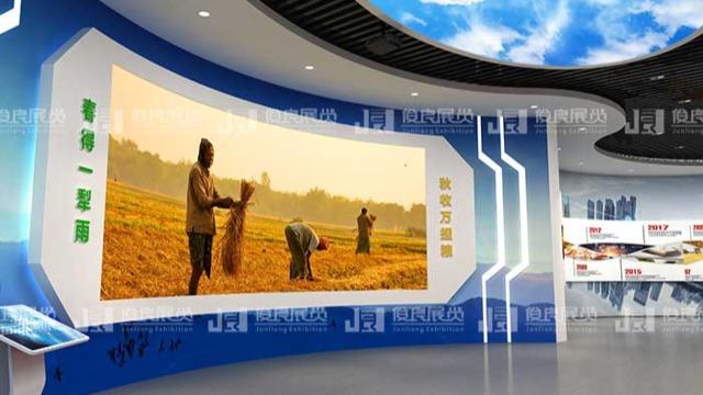 数字多媒体展厅中常见的观展行为有哪些