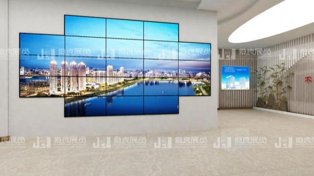 数字化展厅设计如何充满艺术感