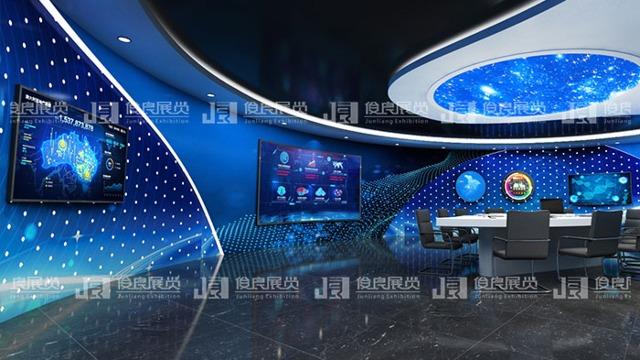 智慧展厅设计中的多媒体设备