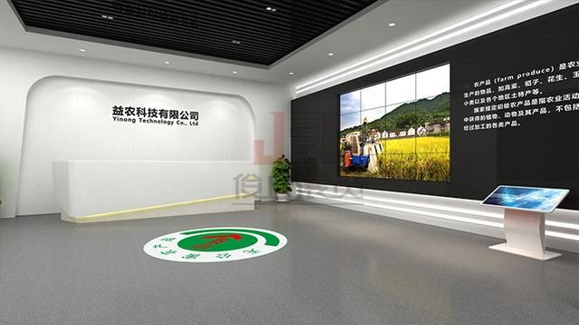企业展厅设计方案中适合展示什么内容?