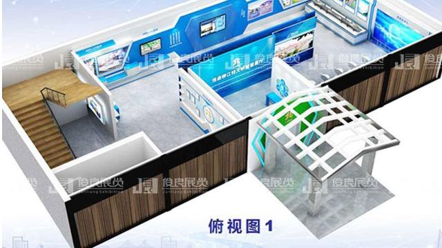 广西展览展示服务公司是如何进行展厅布置的?