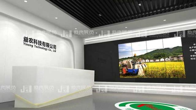 广西展览展示服务公司教您如何把展厅设计的更有成效