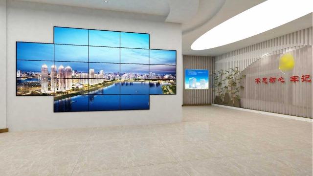 企业展厅设计方案如何创新