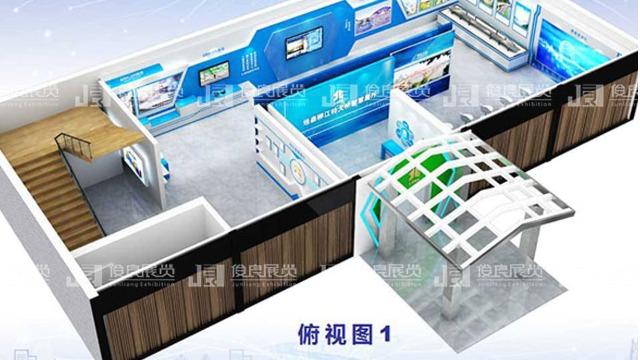 企业展厅设计方案核心内容分析