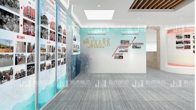 数字化展厅设计施工的特殊要求