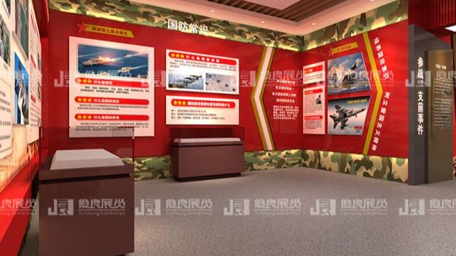 党建展厅设计如何展现视觉效果与科技感?