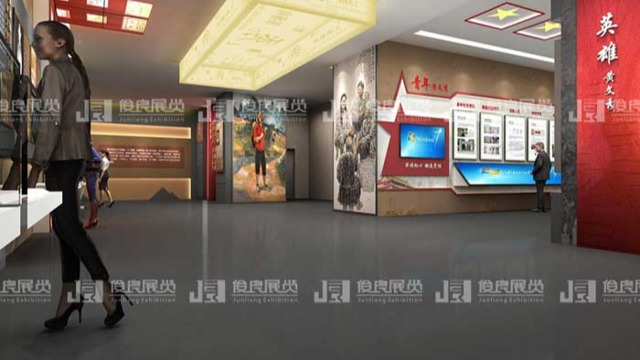 VR党建展厅让红色文化教育更加的深入人心
