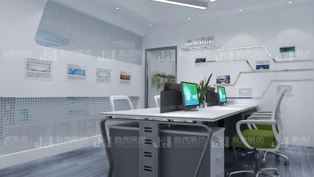 党建+智慧展厅设计是一个什么样的展示呢?