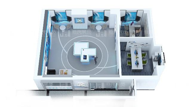科技展厅设计必然会融入时代的印记