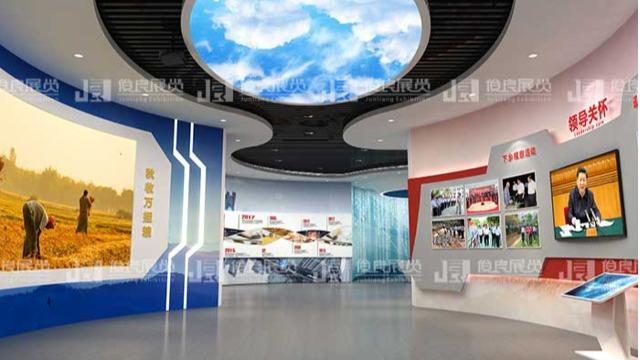 展厅设计多少钱每平米?