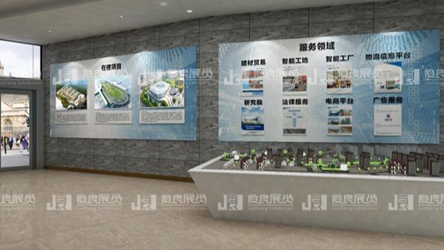 企业展厅设计方案的色彩搭配技巧