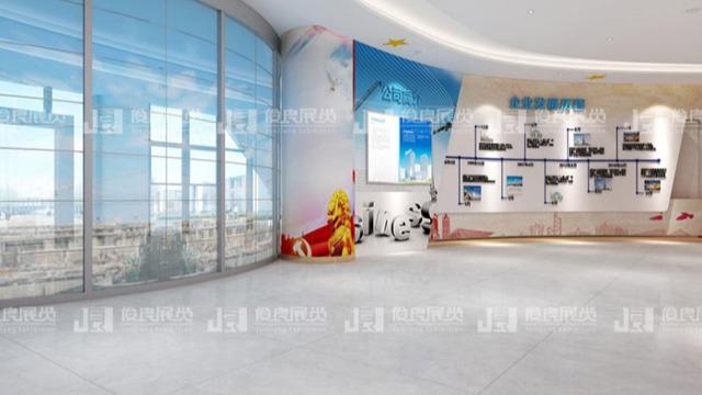 科技展厅设计有多么强大——适用于全行业!