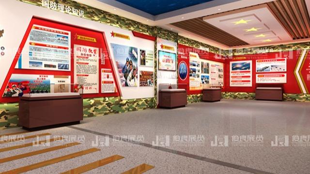 廉政展厅设计有什么优势?