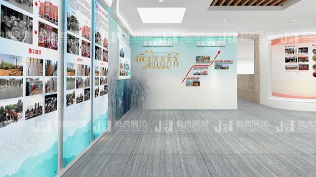 智慧展厅设计公司用这几种方式设计展厅