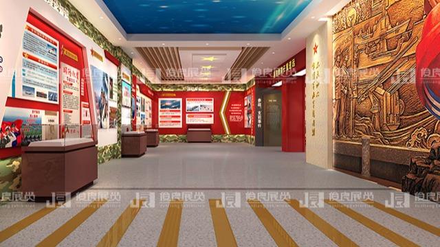 党建展馆设计公司分享党建展厅有哪些特点?
