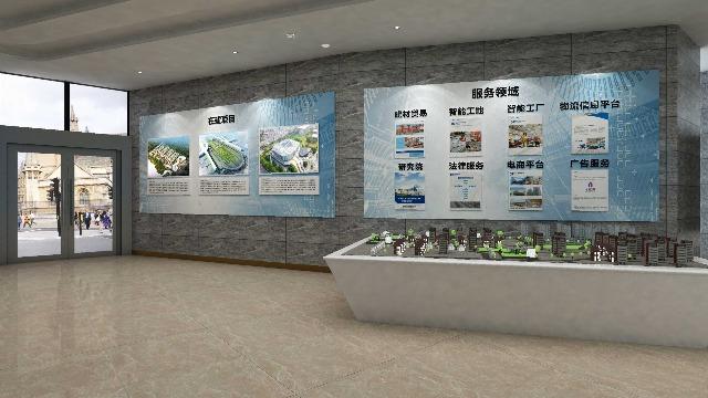 数字化展厅设计是展览行业的发展新趋势