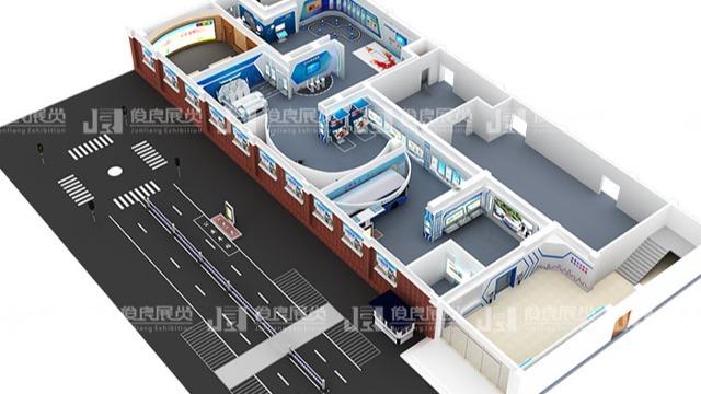 智慧展厅设计公司展厅设计施工都有哪些步骤呢?