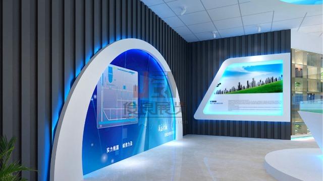 智慧展厅设计公司如何设置的别出心裁