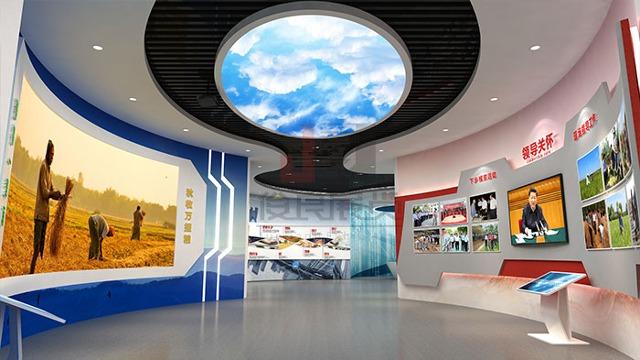 数字展厅装修公司分享展厅设计要注意的问题?