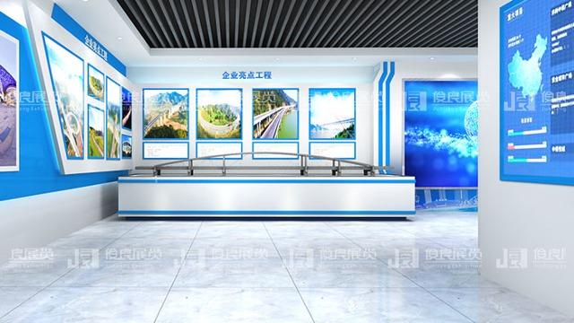 智慧展厅设计公司分享多媒体展厅规划建造流程