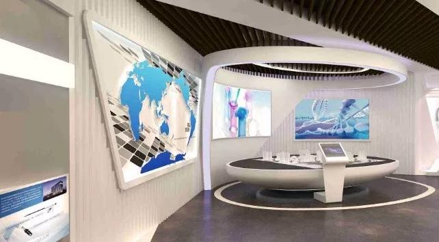 智能展厅设计
