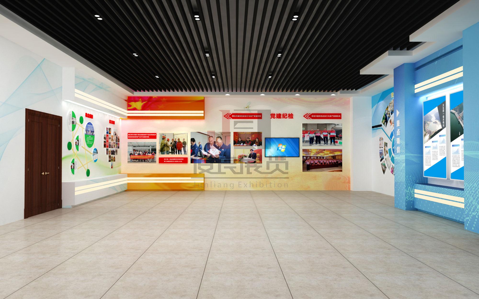 广西展厅设计公司