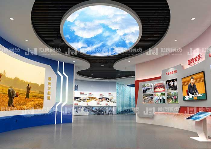 展厅设计多少钱一平米
