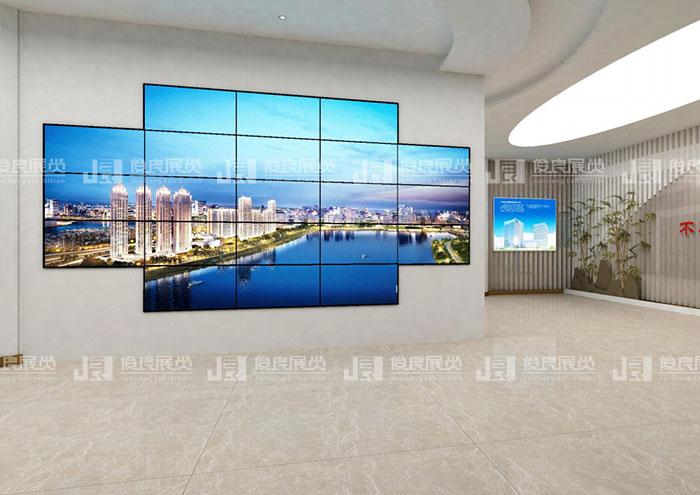 企业展示厅设计方案