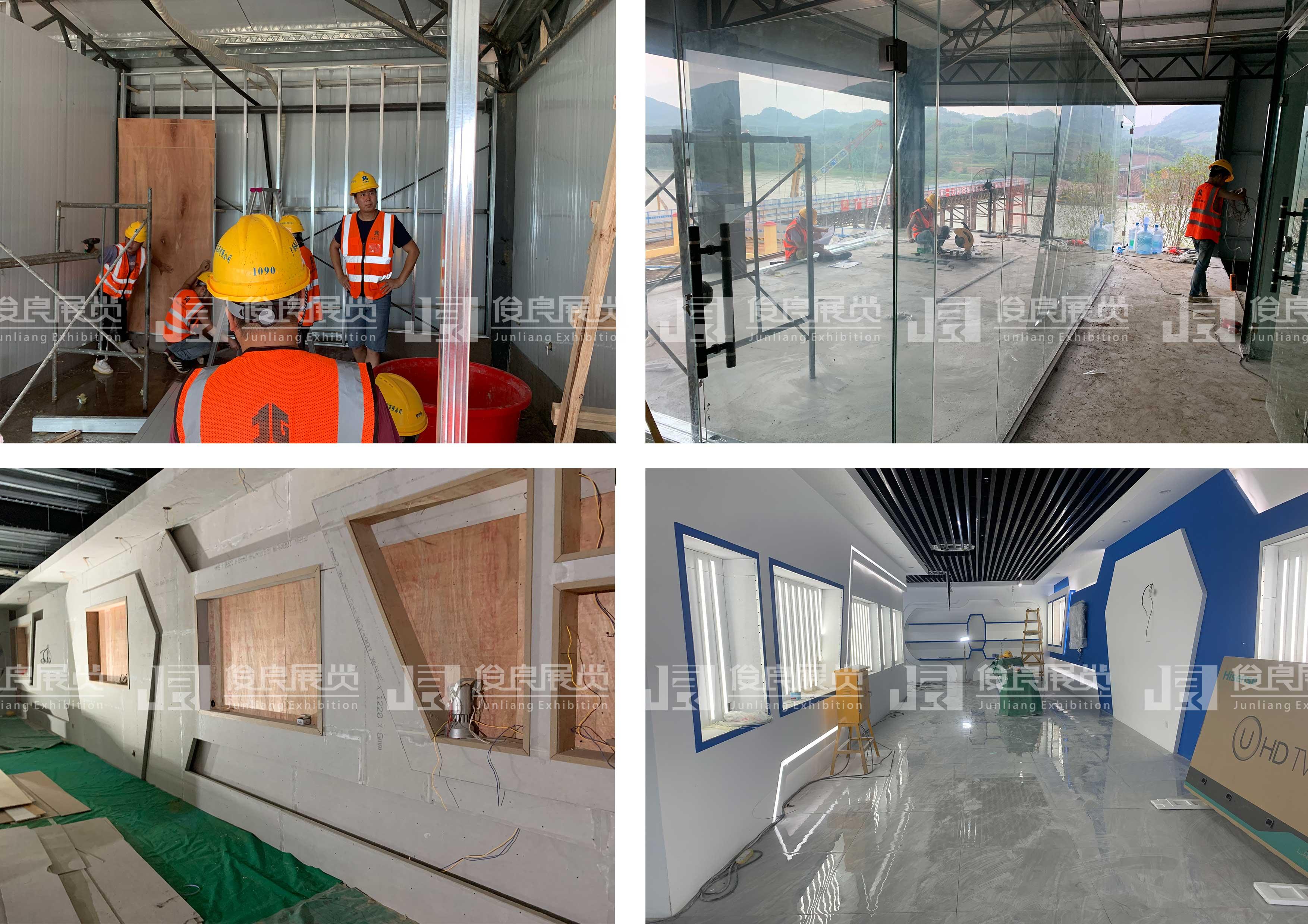 智慧展厅设计施工