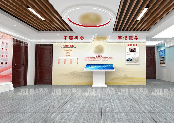 展厅装修多少钱每平米