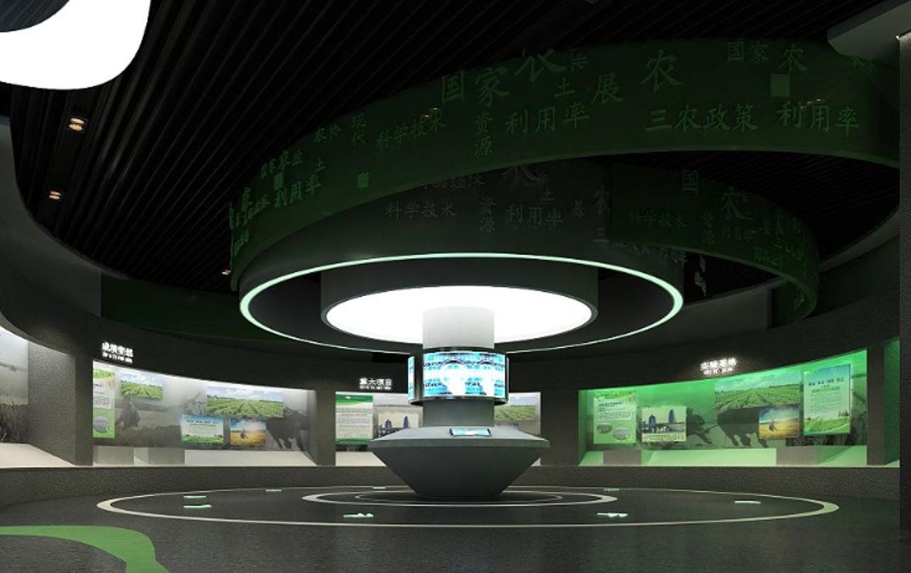 科技展馆设计