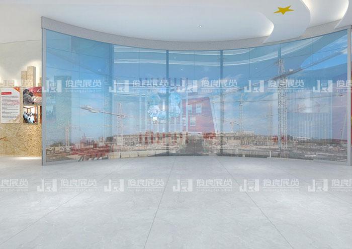 南宁数字展厅设计