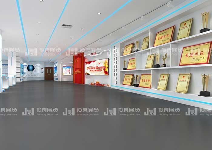 南宁党建展厅