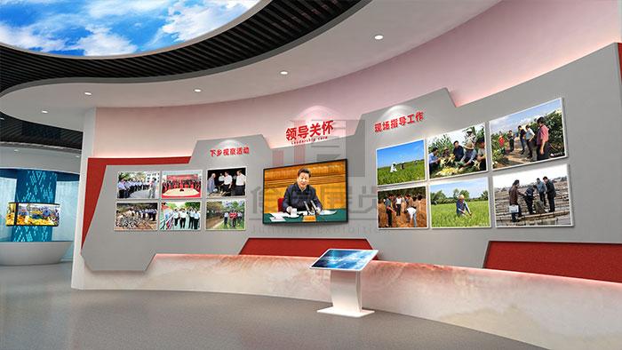 多媒体展厅设计公司